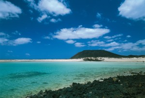 Lobos Island - best beaches in canary islands