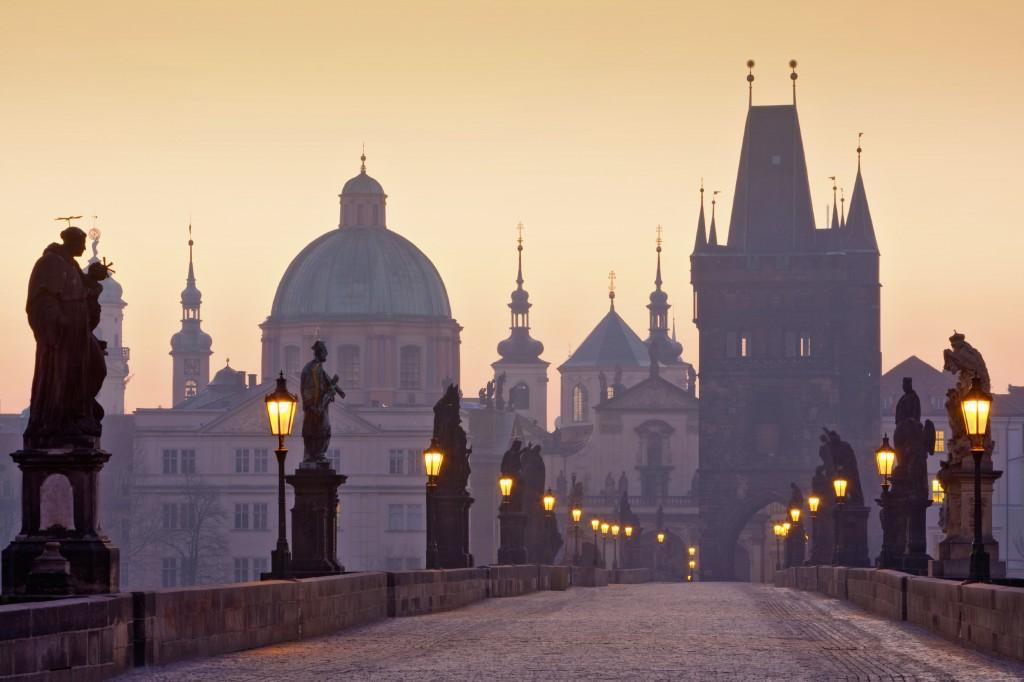 Charles Bridge Visit Prague