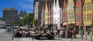 Bergen wharf