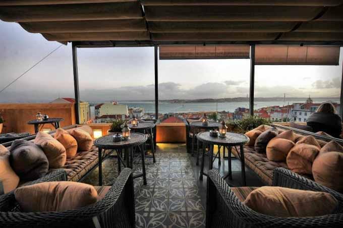 Barrio Alto Hotel rooftop bar