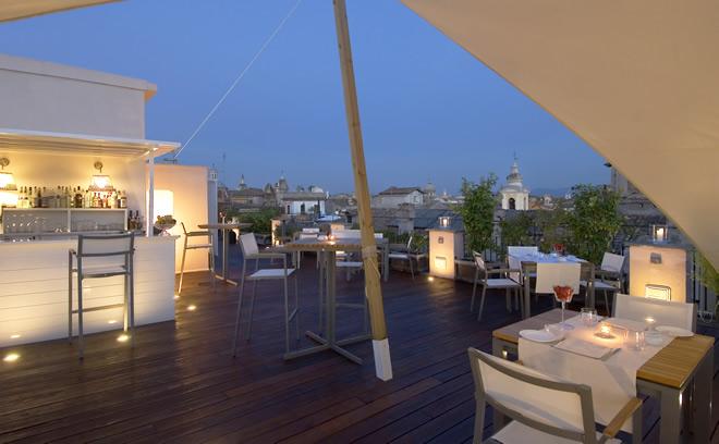 Best rooftop bars in europe: Saint George Hotel