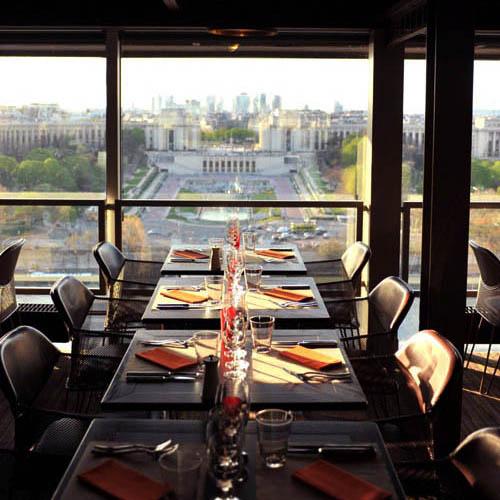 Tour Eiffel Rooftop Bar