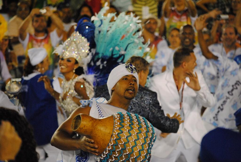 carnival rio samba