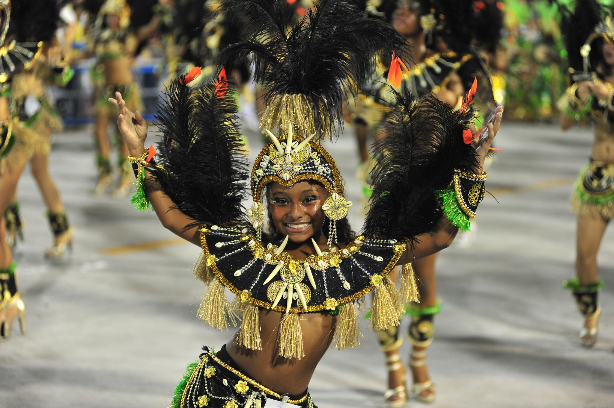 carnival rio janeiro