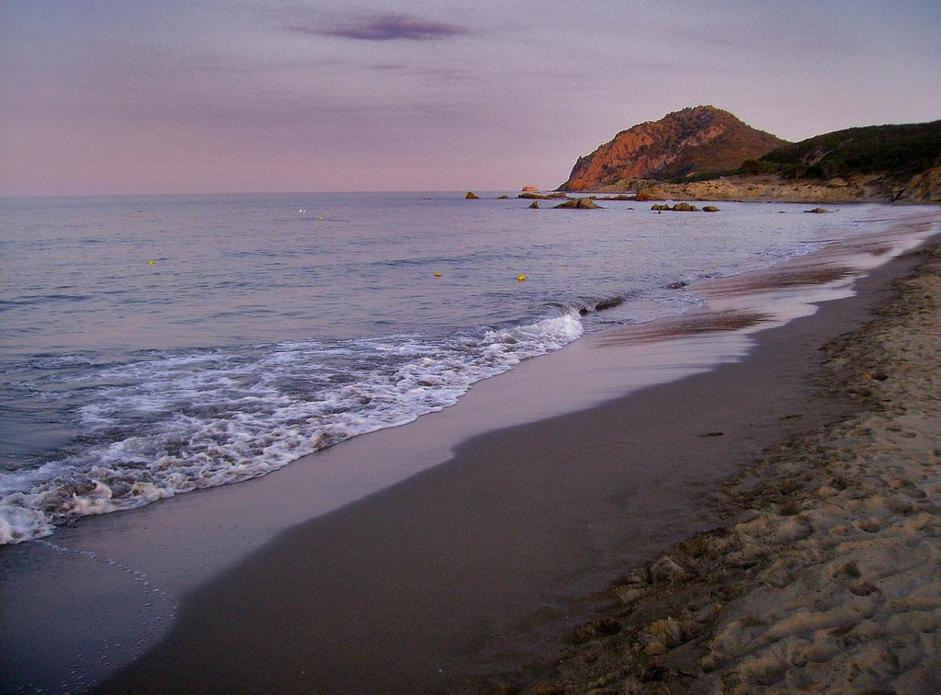 Feraxi Beach