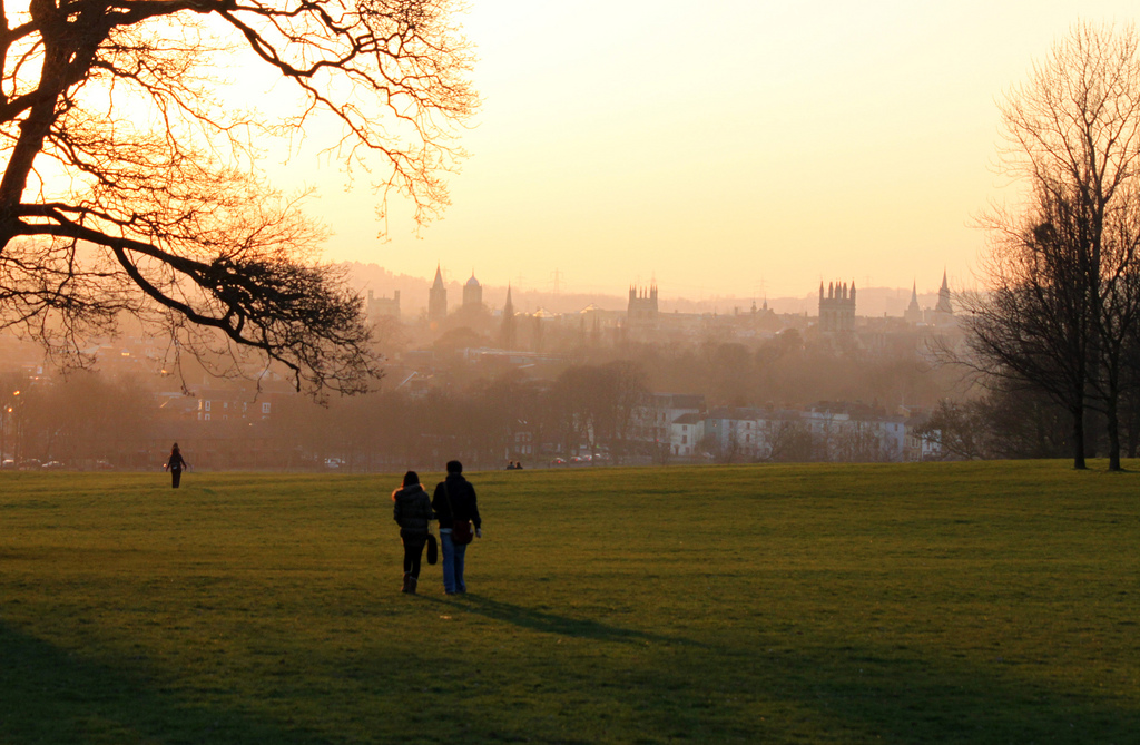 Oxford-Romantic destinations for Valentine's day in the UK