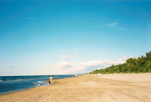Holidays in the Baltic Sea 6 Beautiful beaches for bathing