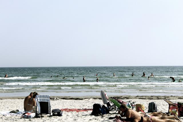 Sudersand Beach, sweden