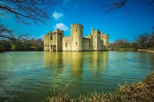 Castles in England: Five stunning castles in East Sussex.