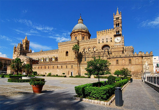 best places to go in italy: palermo