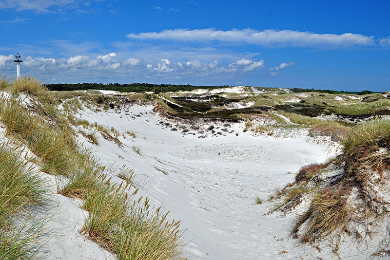 Holidays in the Baltic Sea
