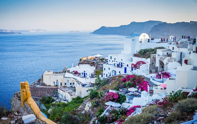 greek islands for relaxing holiday