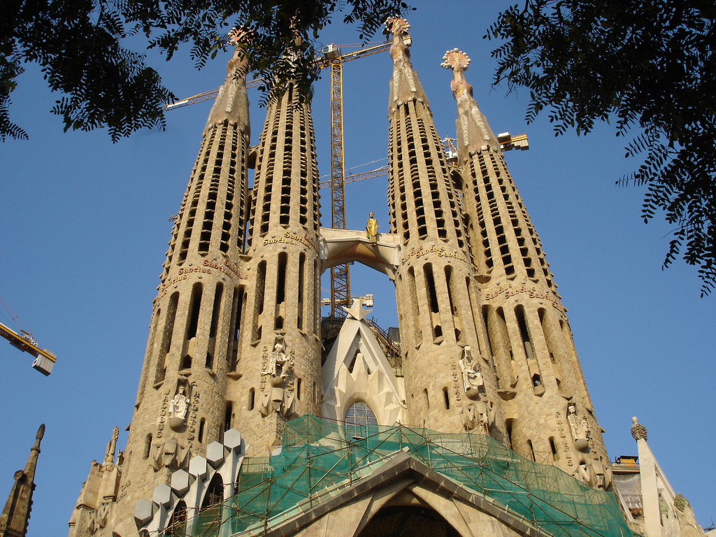 Best attractions of Barcelona